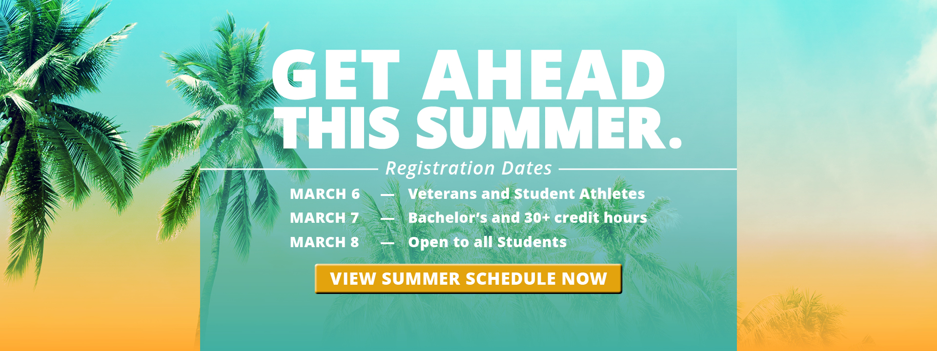 Admissions Summer