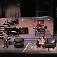 Photo of Wilson Center's studio theatre