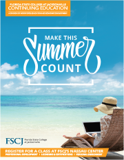 Summer 2018 Continuing Ed Cover